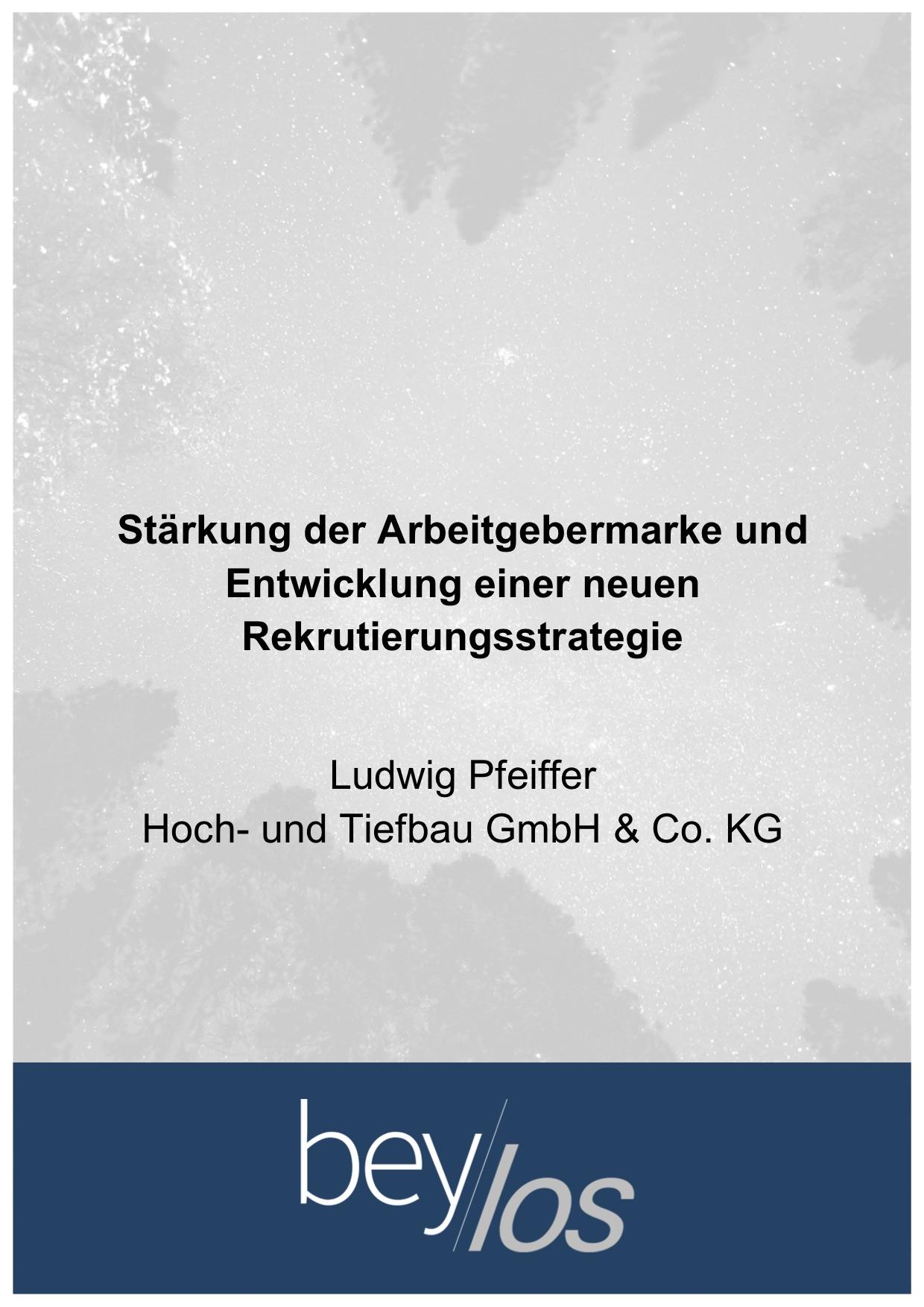 Ludwig Pfeiffer Hoch- und Tiefbau GmbH & Co. KG Website