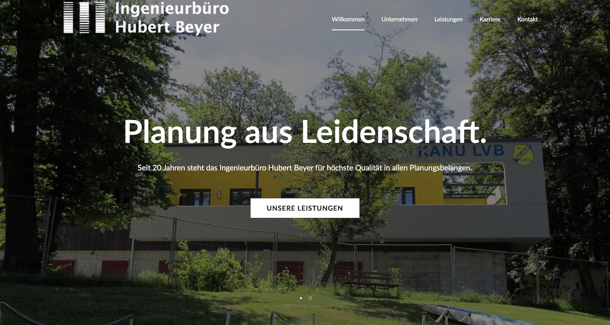 Ingenieurbüro Hubert Beyer Planung aus Leidenschaft
