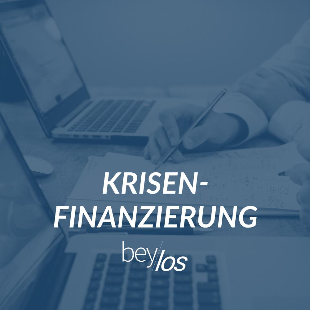 Krisenfinanzierung