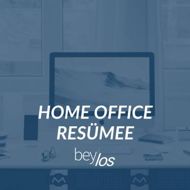 Home-Office-Resümee