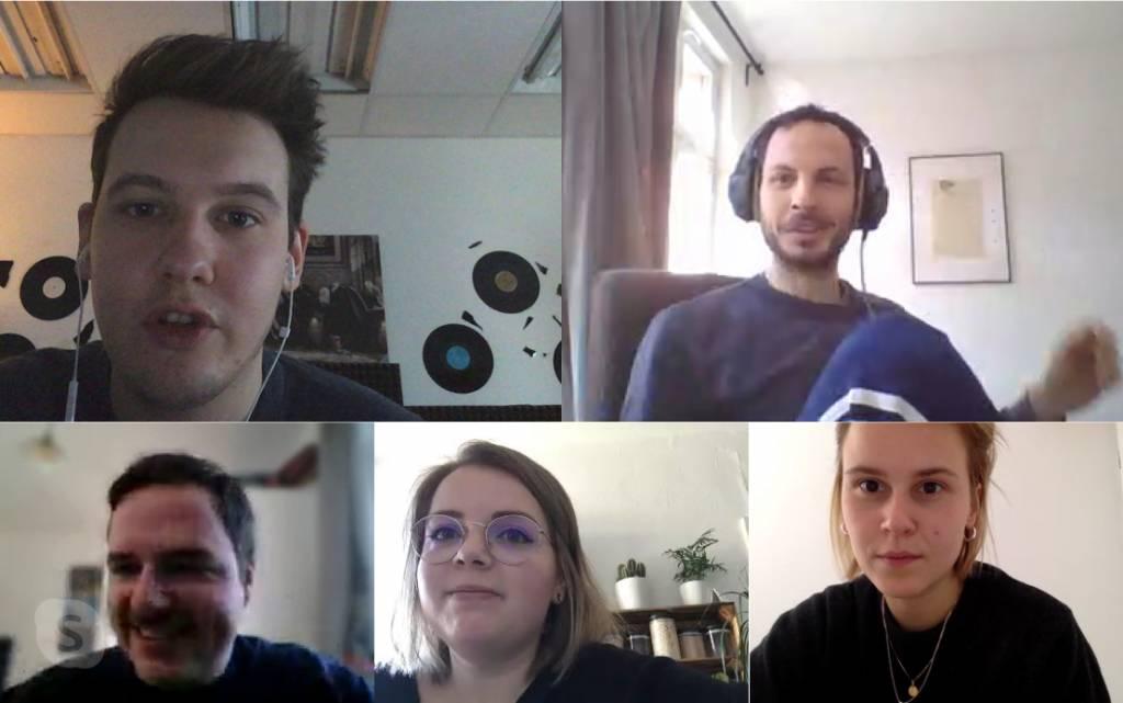 beylos - Skype-Screenshot