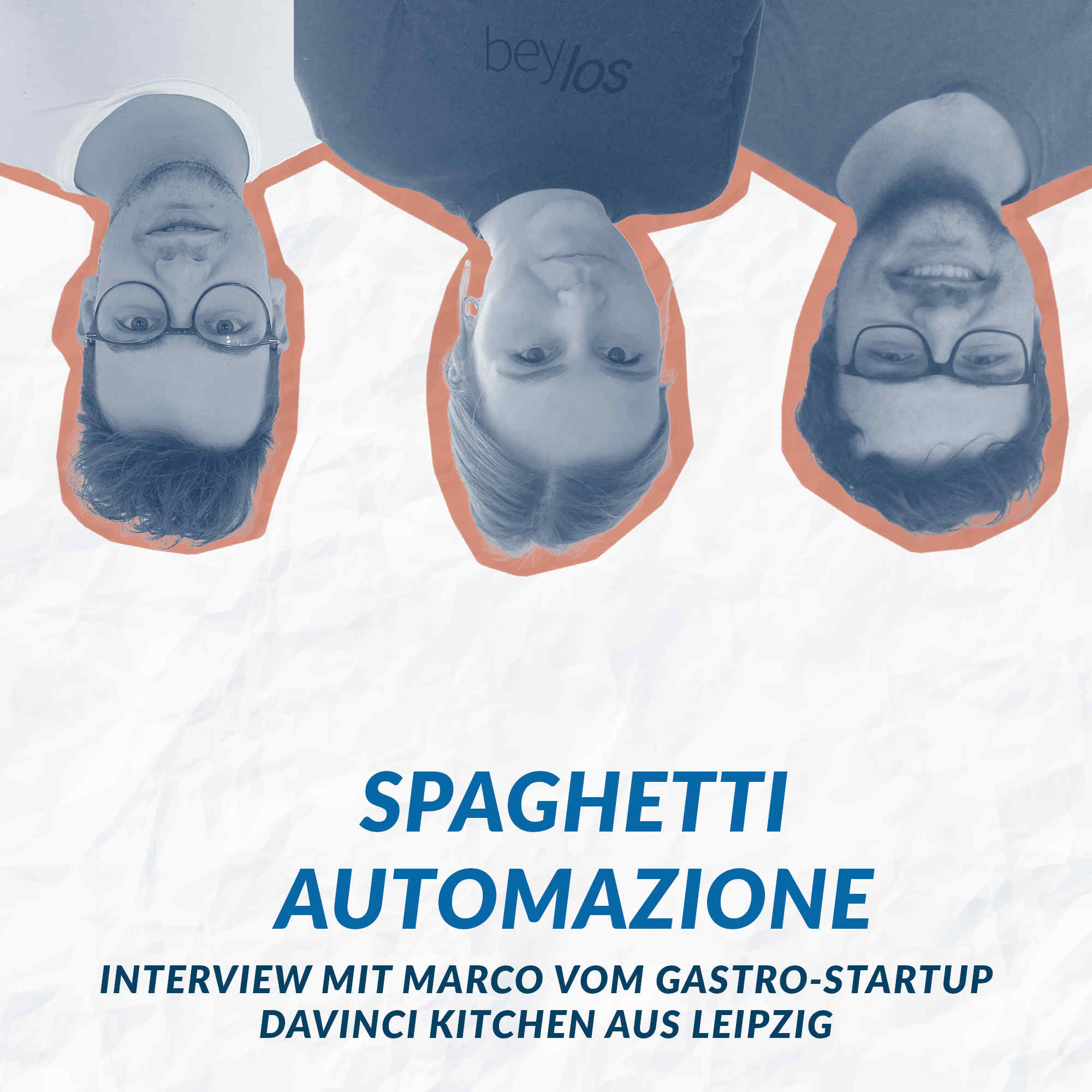 Spaghetti Automazione – Interview mit Marco von DaVinci Kitchen