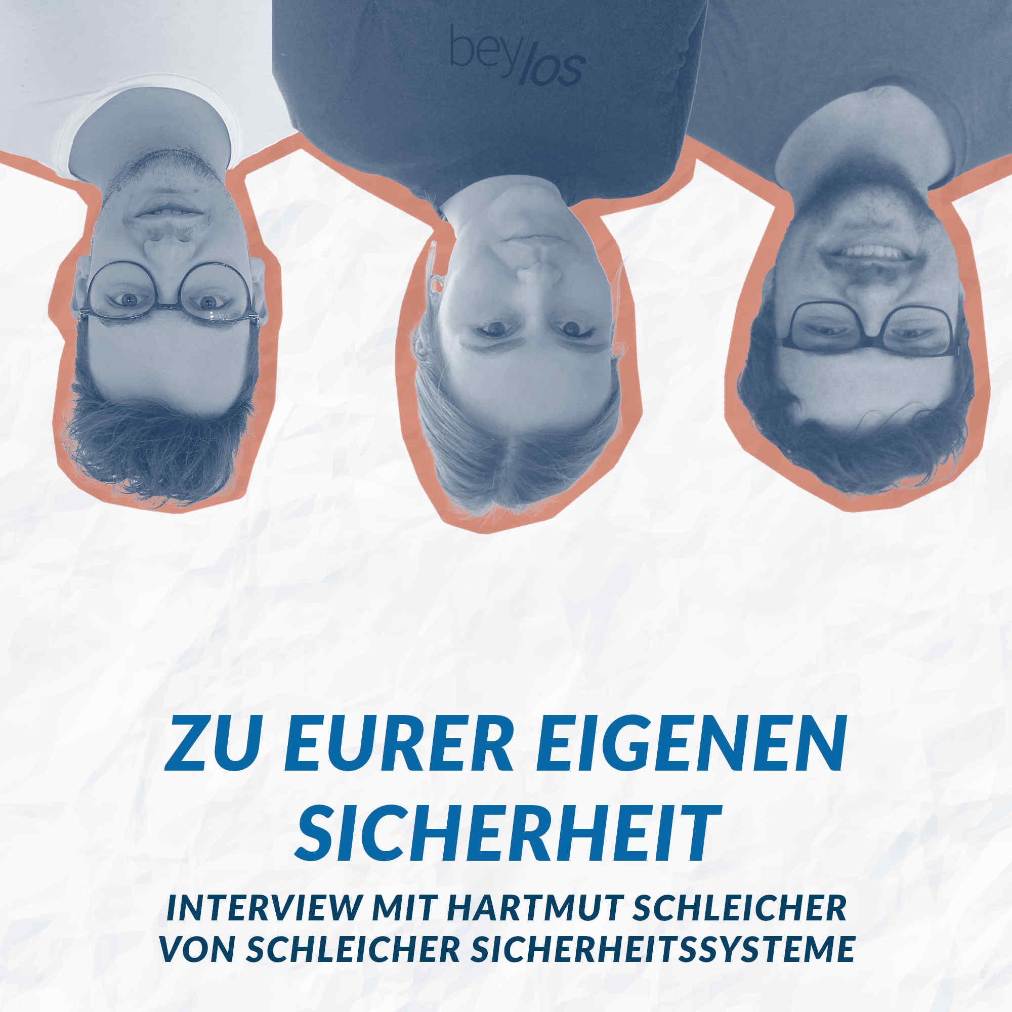 Interview mit Hartmut Schleicher von Schleicher Sicherheitssysteme