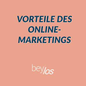 Vorteile Online Marketing