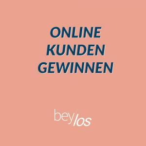 Online Kunden gewinnen