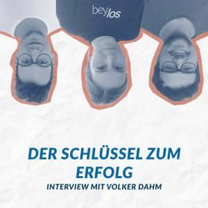 Interview Volker Dahm